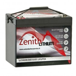 Zenith Batteria Al Litio...