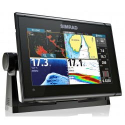Simrad GO9 XSE con Radar...