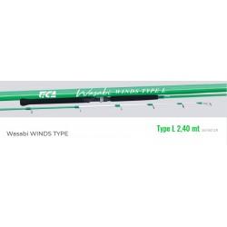 Tica Wasabi Wind Type L