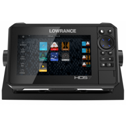 """Lowrance Hds Live 7"""" con..."""