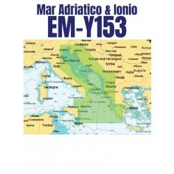 C-Map Cartografia MaxN+ EmY153