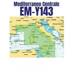 C-Map Cartografia MaxN+ EmY143